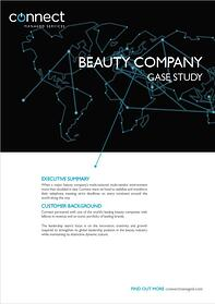 Case Studies - Beauty Company