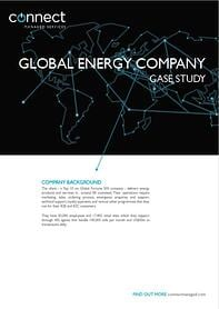 Case Studies - Energy Company